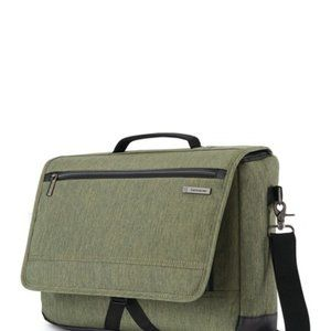 Samsonite Messenger Bag Carry On Travel Bag